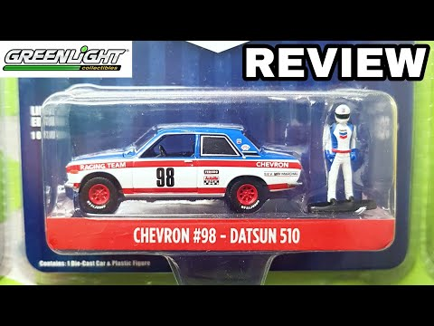 Chevron Datsun 510 Greenlight Review