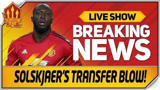 Lukaku Transfer Blow! Man Utd vs Perth Glory Preview and Transfer News