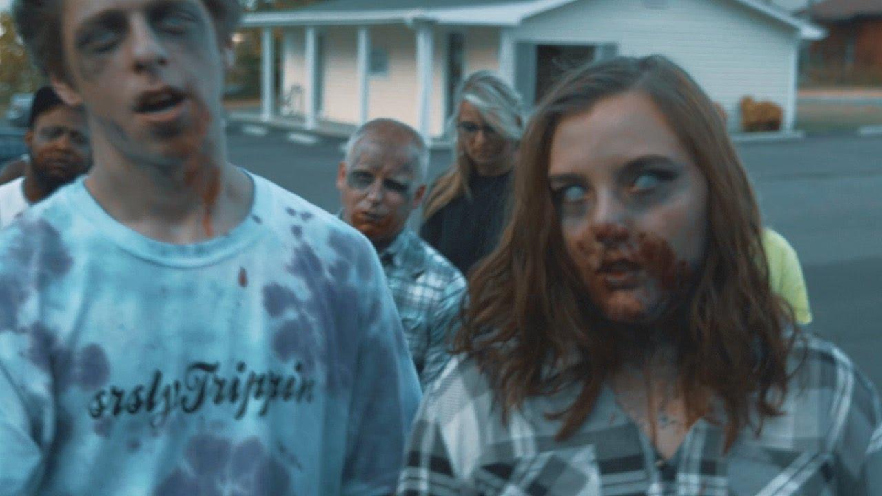 Próximamente. Daniel contra los zombies/ clase de inglés. Teaser