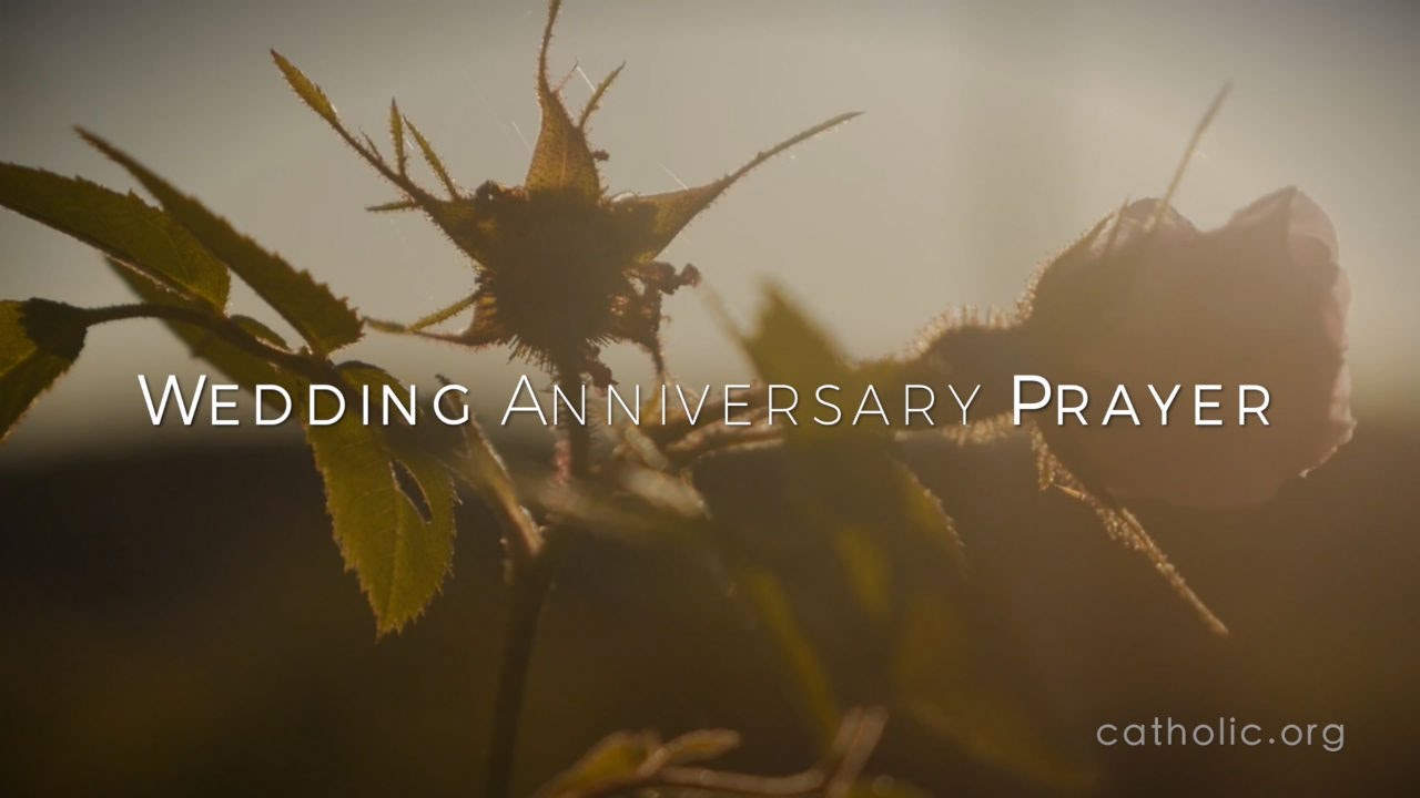 Wedding anniversary prayer hd youtube