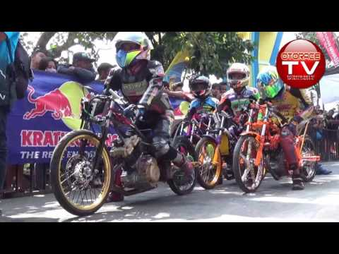 Kratingdaeng Mesin S-1 Drag Bike ITN 2017 Malang