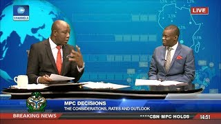 CBN Holds MPC Rate At 14%, With CRR 22.5% & Liquidity Ratio At 30% Pt.3 |MPC Decision|