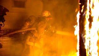 Risk Takers  101  Urban Firefighters | FULL LENGTH | MagellanTV