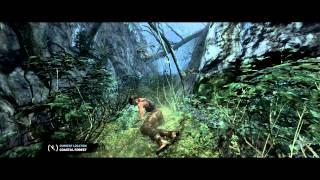 Tomb Raider -  Clip #2  |  GTX 770 Ultra Settings PC 2560 x 1080