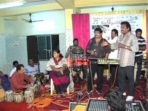 Meenaatchi Meenaatchi song by Sabesh and Murali - Tabla Chellapandi.