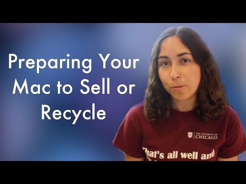 How to Wipe a Mac Clean to Sell/Give Away