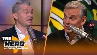 Rich Ohrnberger triples down on Titans to win, talks NFC Conference Championship | NFL | THE HERD