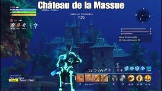 [Guide] Comment trouver Les Châteaux Manoirs et Cryptes FORTNITE Event Cauchemar (Halloween)