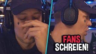 Fans schreien im Stream! 😱 Rundfunklizenz? 🤔 | MontanaBlack Highlights thumbnail