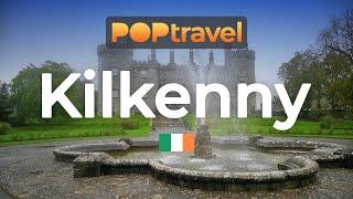 Walking in KILKENNY / Ireland 🇮🇪- 4K 60fps (UHD)