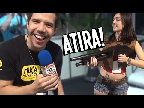 COSPLAY DE GOSTOSA - X5 Mega Arena X5MA [2/7] thumbnail