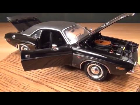 Review: 1/18 1970 Dodge Challenger R/T by HWY 61