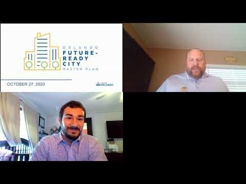 City of Orlando Future Ready Master Plan - Digital Orlando 2020