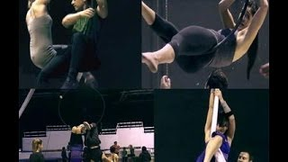 Aamir Khan,Katrina Kaif Training For  Dhoom 3,Malang Song Training Video,latest Film News