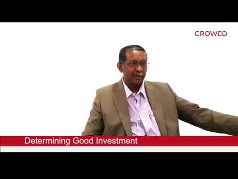 Angel Investment by Dr. Siva