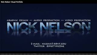 Nick Nelson | Video Resume | Portfolio