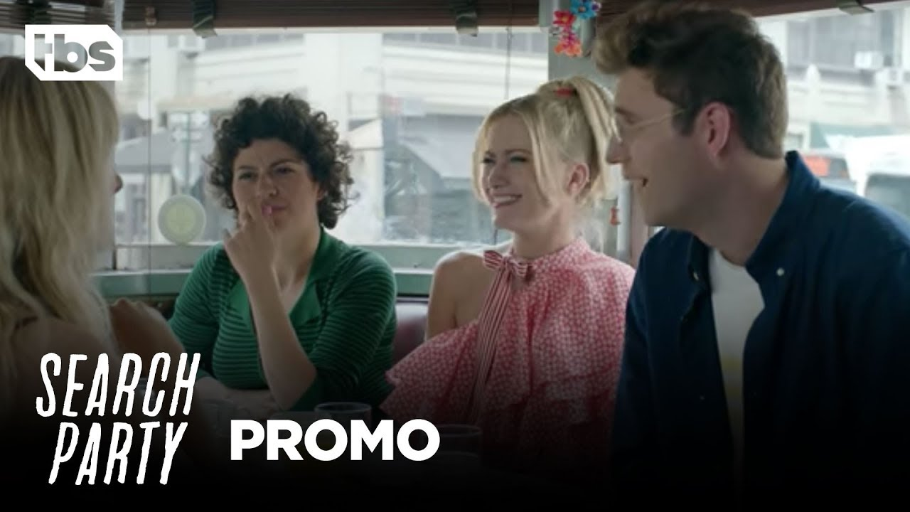 Download Search Party: It's Happening - Season 3 Coming Soon! | Search Party