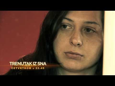 Najava za petnaestu epizodu drugog serijala Trenutak iz sna Slavica Barjaktarević