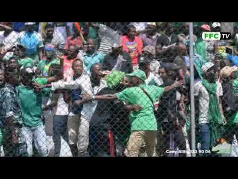 Avant Match Comores - Maurice 24/03/2017