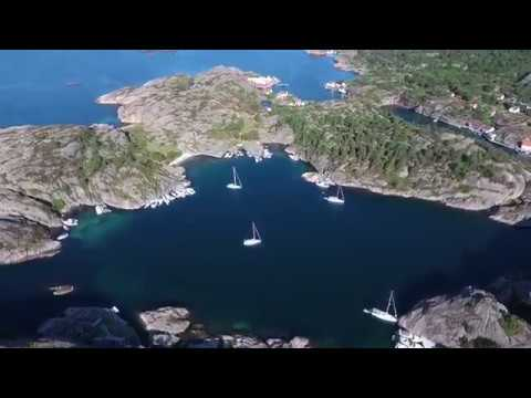 Norway - Søgne in Summer by André Hope - Drone filming