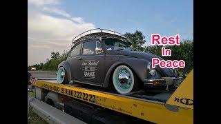 Low Budget Käfer liegen geblieben.. Motorschaden?
