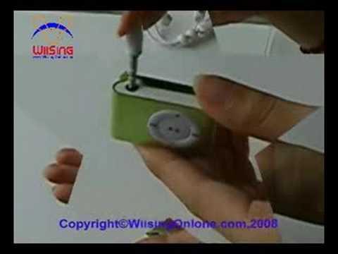 clip MP3 user guide
