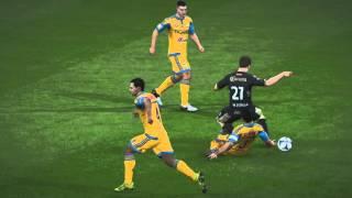 SIMULACION FIFA 16- TIGRES VS DORADOS -JORNADA 14