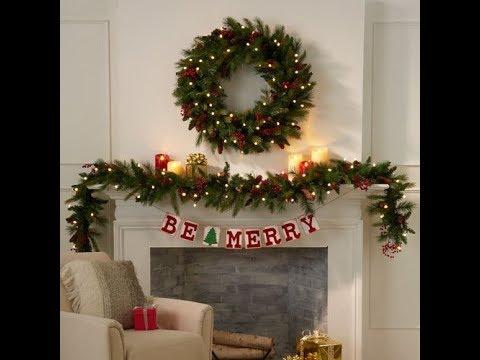 Ideas Para Decorar La Chimenea En Navidad Navidad 2017