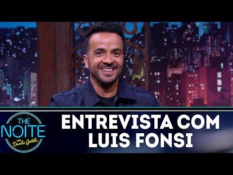 Entrevista com Luis Fonsi | The Noite (26/03/18)