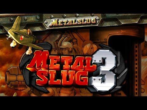 Metal Slug 3 - Retroarch