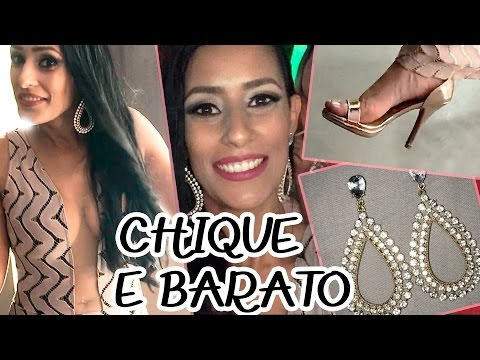 LOOK FASHION E BARATO PARA FESTA ‹ Unhas da Lalá ›