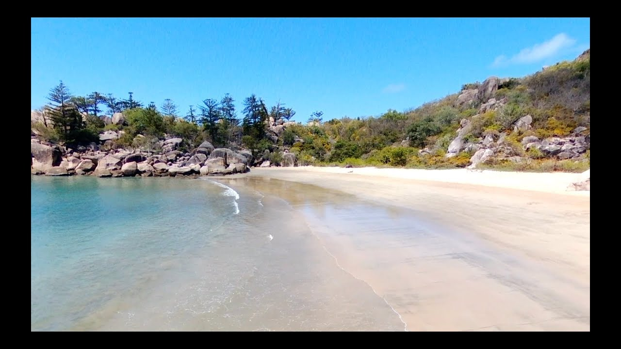 Sydney to magnetic island