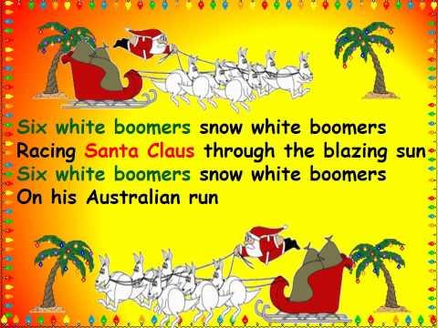 6 WHITE BOOMERS 2013