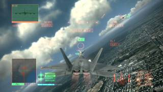 Ace Combat 6 :: (Mission 1) :: Invasion Of Gracemeria :: (HD) :: Difficulty Ace of Aces :: (Part 1)