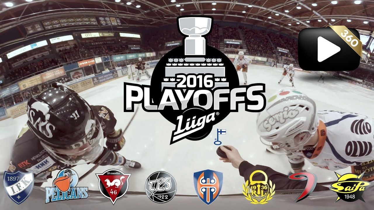 Sm Liiga Playoffs 2021