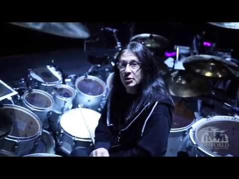 Mike Mangini and Eric Disrude