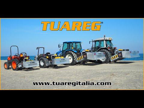 Presentazione Tuareg Macchine Puliscispiaggia - www.tuaregitalia.com