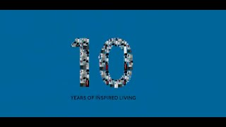Ten years of Inspired Living by Haier