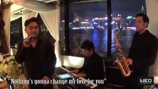 Neo Music Production - DJ Live Band - Hong Kong Wedding Band - Intercontinental Hong Kong
