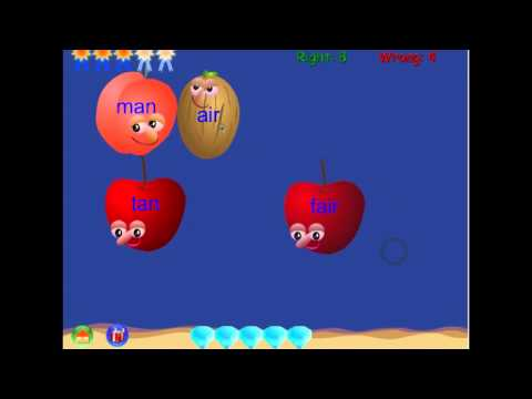 ABC Phonics Rhyming Words Free - Android Apps on Google Play