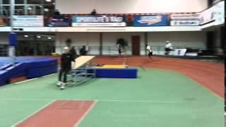 Jakub Vondra Hvězda SKP Pardubice start 300 metrů Jablonec 24_2_2016