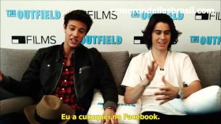 Nash Grier & Cameron Dallas Talk Online Dating (LEGENDADO PT/BR)