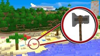 *Thors Axe Mod* 2v2 Sandy Battledome Modded Desert - Minecraft Modded Battledome | JeromeASF