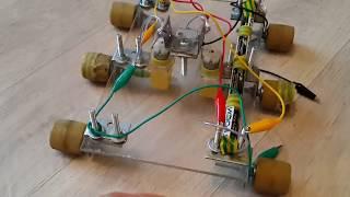 Создаю робота. Робототехника для начинающих