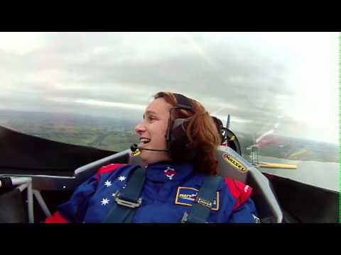Matt Hall Racing - Ultimate Flight Experience (I had an AWESOME time) see for yourself!!!