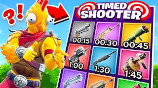 Timed GUN SWITCHER *NEW* Game Mode in Fortnite Battle Royale