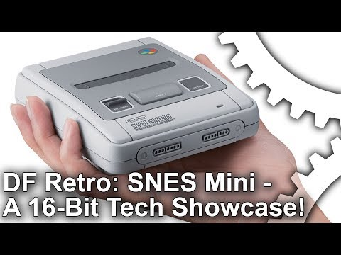 Why the SNES mini emulates more than just the console