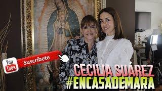 #EnCasaDeMara | Cecilia Suárez