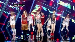 [130509] T-ARA N4 (티아라 N4) ft. Tae Woon (태운) & SPEED (스피드) - Jeon Won Diary (전원일기) @ MNet MCountdown Mp3