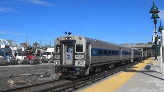 Metro North Sunday Morning Railfanning at University Heights (Read Desc)
